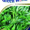 Green World Bayam Hijau - Daun Tajam